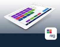 Reg - Interface Design