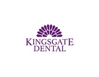 Kingsgate Dental - Web Design + Brand Reposition