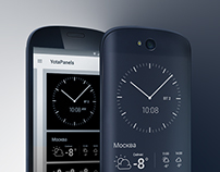YotaHub app for YotaPhone2
