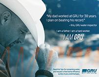 I AM GRU Campaign