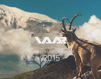 WAARTV 2015 Graphic Package