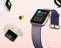 Apple Watch River Page