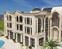 Engineering for Villa in Abu Dhabi