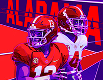 Alabama Football - 2019 Schedule