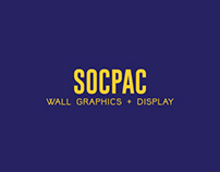 SOCPAC Fort DeRussy Wall Graphics (James Peters Design)