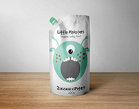 Little Monsters Product Design