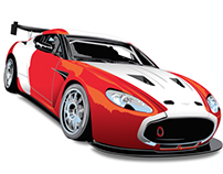 "Aston Martin Junior "" Racing"""