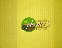 Brand identity Design for Planter's