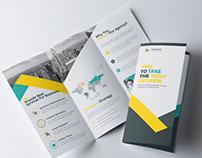 Tri fold Business Brochure