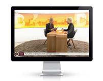 Telebasel TV Studio Design