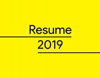 Resume - Nikhil Baveja - 2019
