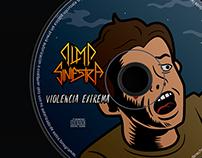 Alma Siniestra / Album Cover