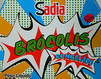 Embalagem | Sadia Pop Art