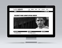 Website Design || Nabil Ajram