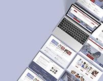 Cpes-Ipress - Webdesign