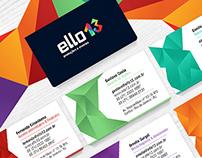 Ello13 Produções e Eventos (Branding)