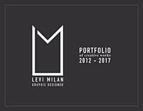 Levi Milan Portfolio of Creative Works