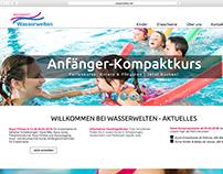 swimming school website