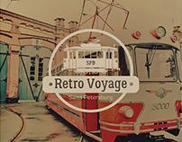 Retro Voyage Identity