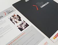 Commercial Folder