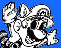 Sugar Skulls - Nintendo