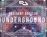 Resident Advisor x Magnetic Fields Festival