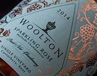 Woolton Sparkling Rosé