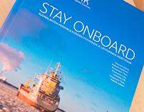 Stay onboard