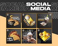 Social Media - American Waffle House