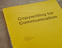 Copywriting for Communication