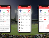 Fantasy Sports Mobile App