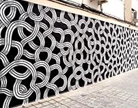 Zedre Mural