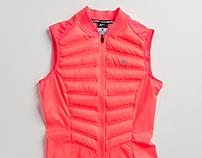 Nike Cold Weather Aeroloft Vest-Instagram video