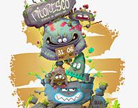 Pitoresco 2017 - Festival de Street Art de Vila Real