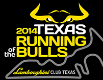Texas Running of the Bulls 2014 Logo