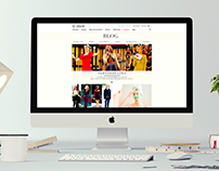 Redesign Blog Olook