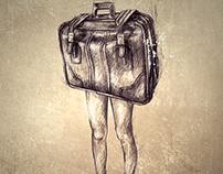 La maleta andante