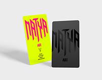 Natya Art visual identity vol.2