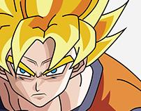 Goku - Super Saiyan I