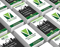 Vitro Seating Products Business Cards