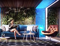 Aqua Villas.