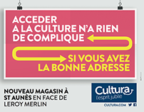 Culture Ouverture Magasin