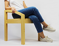 Mortise and Tenon Chair