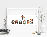 CROODS // LETTERING