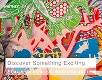 Frank Stella: A Retrospective | Ad Campaign