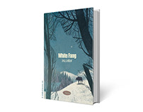 Self promotion. Cover of White Fang