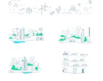 ecology Inforgraphics