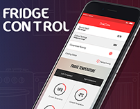Fridge Control- Control your Fridge Remotely with BLE