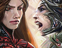 Witchblade tribute