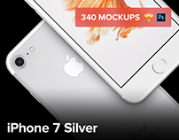 iPhone 7 Silver + FREEBIE